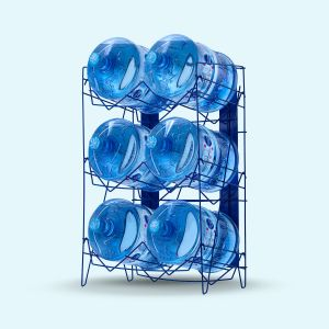 5 Gallon Bottle Rack
