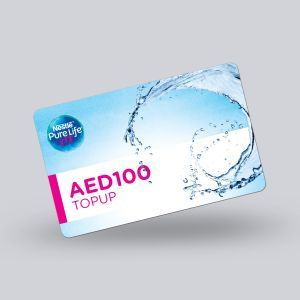 100 AED Top Up E-Wallet Card