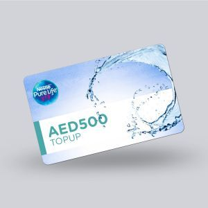 500 AED Top Up E-Wallet Card