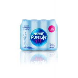 Nestle Pure Life 0.2 L PET Bottle