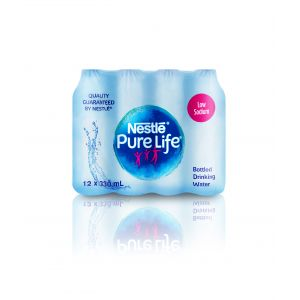 Nestle Pure Life 0.33 L PET Bottle
